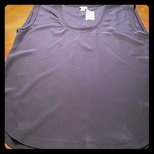 J. Crew short sleeve blouse